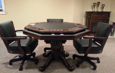 Whether It Be A Casual Evening At Home, Or A Night With Friends, Our Game  Tables Make Any ...