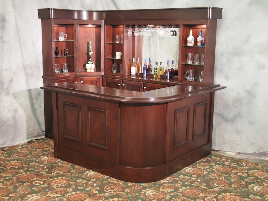Home bars custom home bars - Bars for the house ...