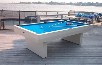 Outdoor Pool Tables All Weather Weatherproof